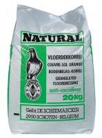 Natural Vloerdekkorrel 20 kg