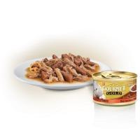 Gourmet Gold Cassolettes met Rund en Kip in Tomatensaus 85 gram
