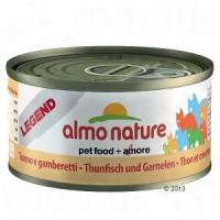 Almo Nature Legend Tonijn & Garnaal 70 gram