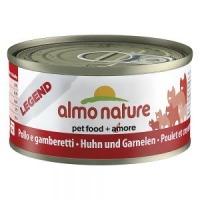 Almo Nature Legend Kip & Garnaal 70 gram