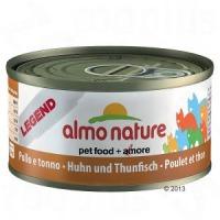 Almo nature Legend Kip & Tonijn 70 gram