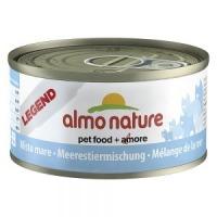 Almo Nature Legend Gemengde Zeevis 70 gram