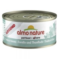 Almo Nature Legend Forel & Tonijn 70 gram