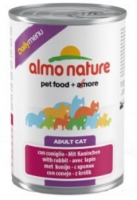 Almo Nature Dailymenu cat konijn 400 gram