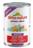 Almo Nature Dailymenu cat rund 400 gram