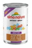 Almo Nature Dailymenu cat kalf 400 gram