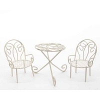 Bloom its bistro set rond