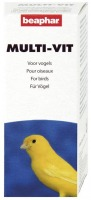 Beaphar Multivit Vogels 50 ml