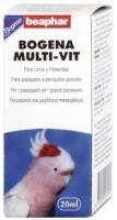 Beaphar Multivit Papegaai 20 ml