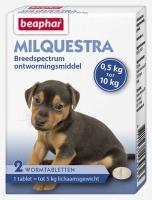 Milquestra Pups en kleine honden 2 tabletten