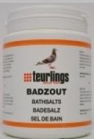 Teurlings Badzout voor duiven 750 gram