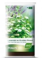 Lavendel en kruidengrond Bio 10L