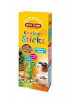 Hope Farms knabbelstick Cavia exotisch fruit 2 x 55 gram
