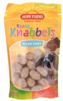 Hope Farms knaagknabbels Sesam pinda's 50 gram