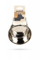 Coop cup Inox + Houder met haken 0,6 L
