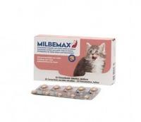Milbemax kittens en kleine katten 2 tabletten