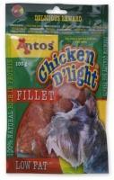 Antos chicken Dlight fillet 100 gram