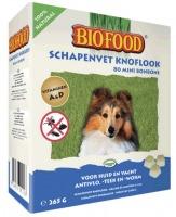 Biofood Schapenvet knoflook mini 80 bonbons