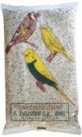Thijssen maagkiezel tropische vogels fijn 1 kg
