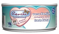 Renske Kat vers vlees Tonijn Pate 70 gram