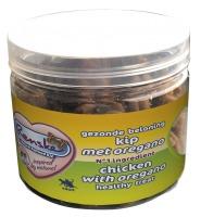 Renske Kat gezonde beloning Kip met oregano 100 gram