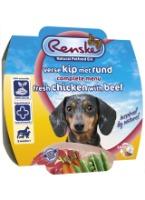 Renske Hond vers vlees Kip & Rund 100 gram