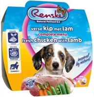 Renske Hond vers vlees Kip & Lam 100 gram