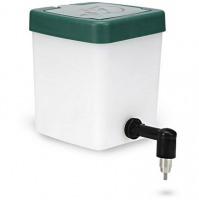 Olba Plastic Konijnendrinkfles met Klapdeksel 0,5 Liter