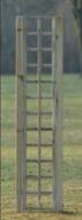 trellischerm hout 30x180cm